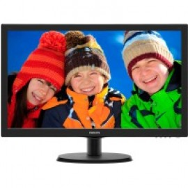 "Монитор TFT PHILIPS 21.5"" 223V5LSB2/62 16:9 w-LED Black"