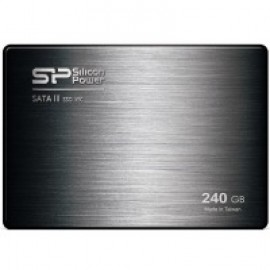SSD накопитель SILICON POWER V60 240Gb SATAIII (SP240GBSS3V60S25)